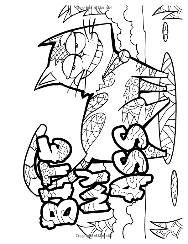 Amazon Angry Swearing Cats Creative Sweary Coloring Book For Adults With Funny