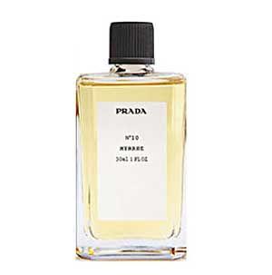 No10 Myrrhe Prada perfume - a fragrance for women and men 2008