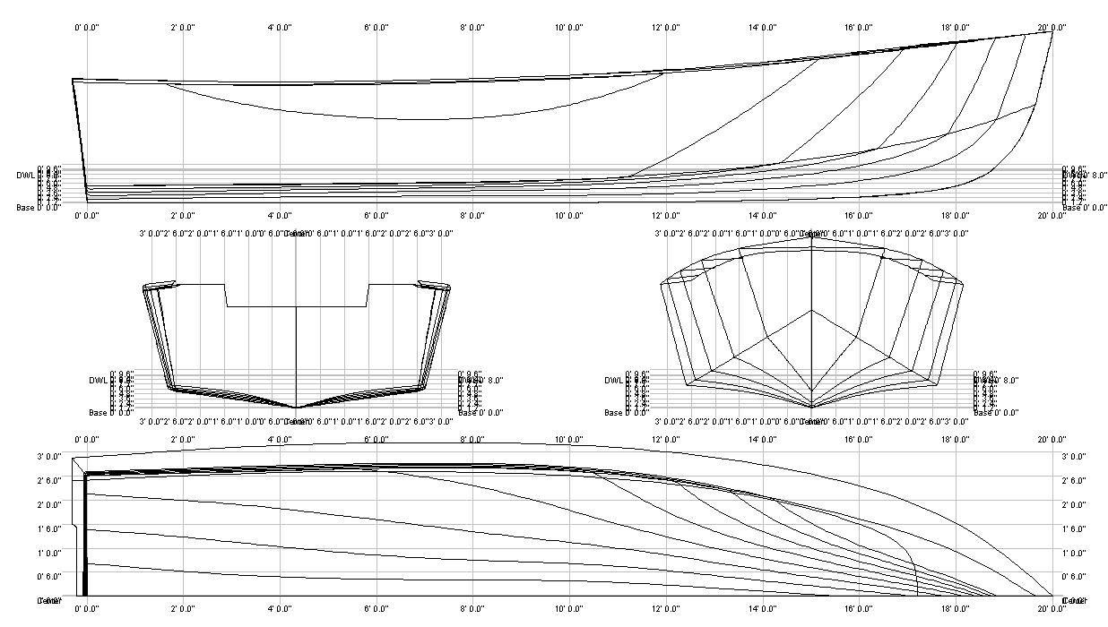 Small boat design-homogenized-skiff.jpg | part of a sail boat ...