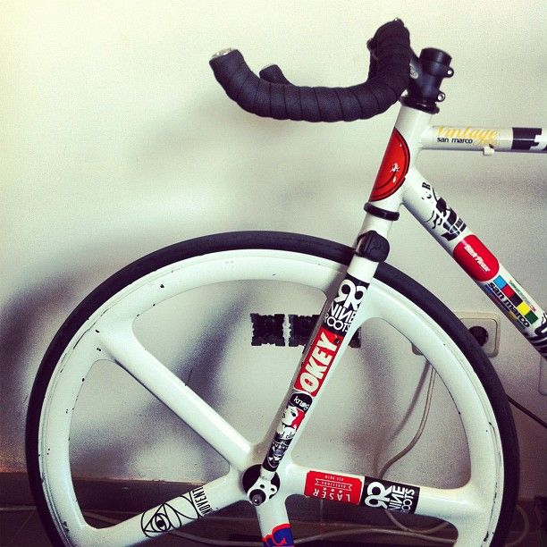 El amor existe #bike #fixed