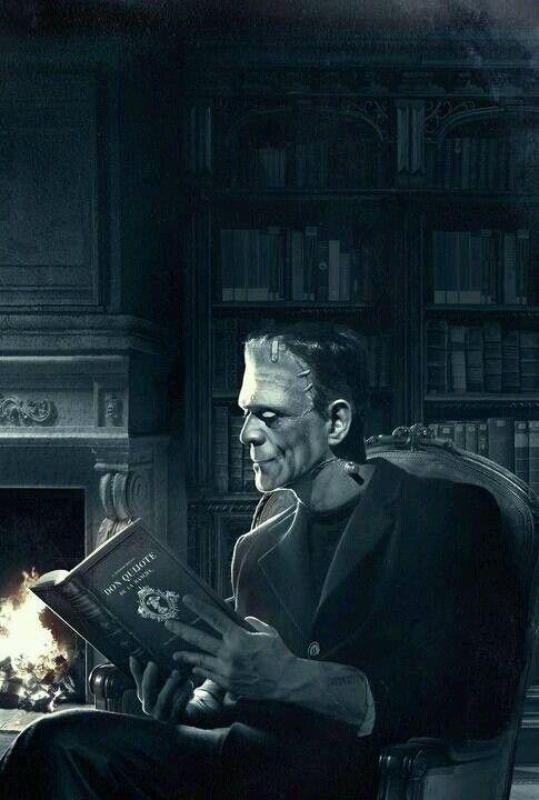 The Monster reading