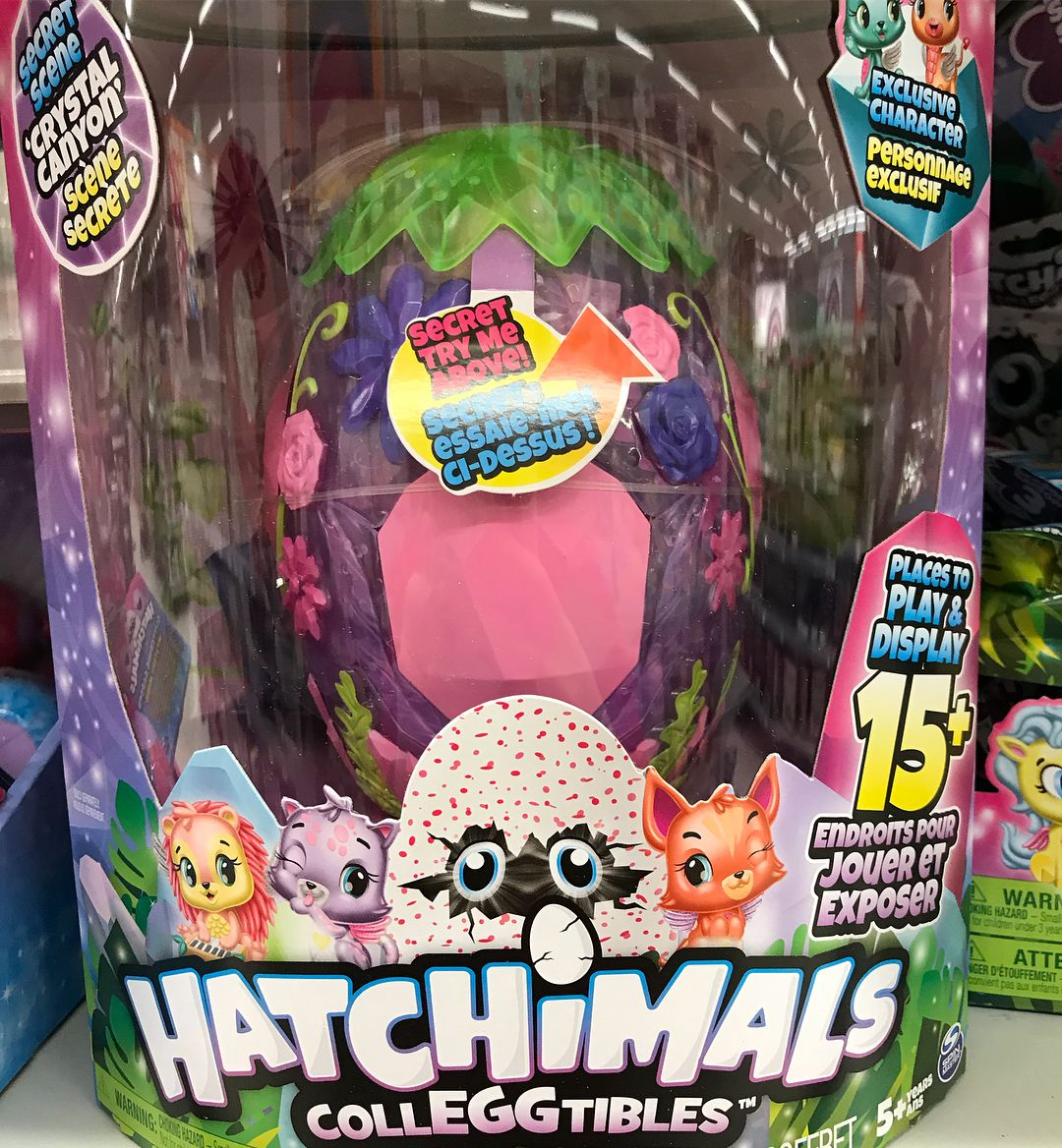 So Many Cute Hatchimals Goodies At Kmart Today The Secret Scene