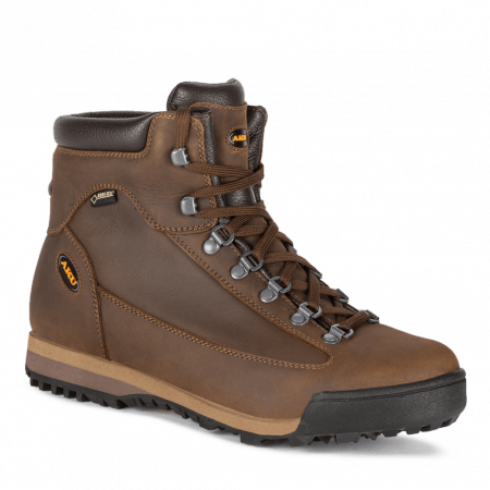 Dark brown Slope LTR GTX trekking footwear  ideal boots for easy routes  with light-weight loads. 4f17b16a9b4