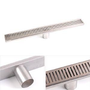 Stainless Steel Linear Shower Drain Xcfd 20 Floor Drains Shower Drain Linear Drain
