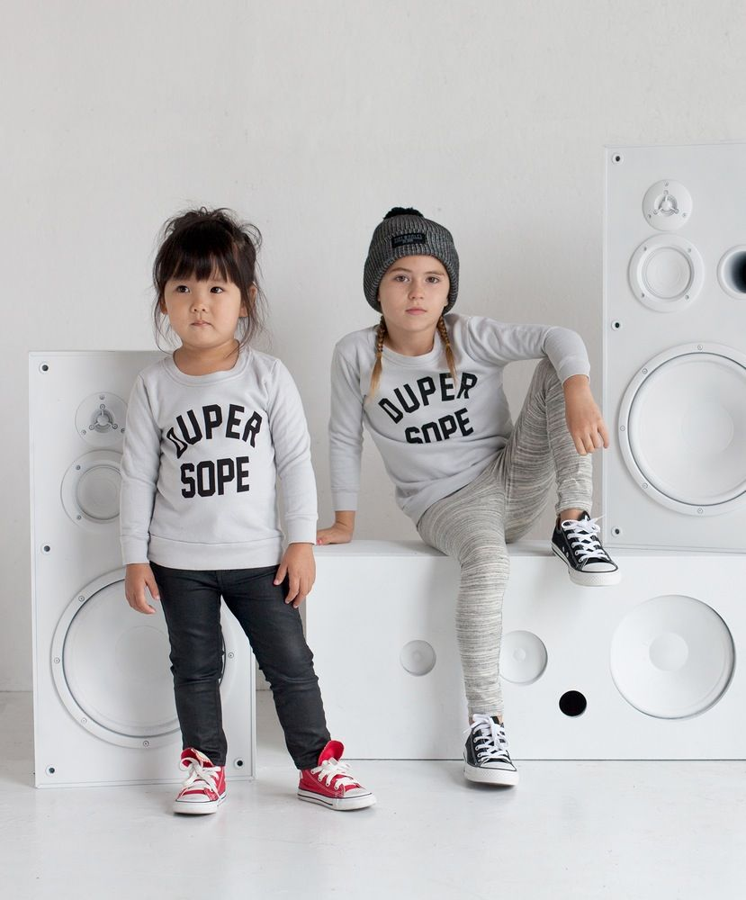 Image of duper sope sweatshirt cool kids fashion pinterest