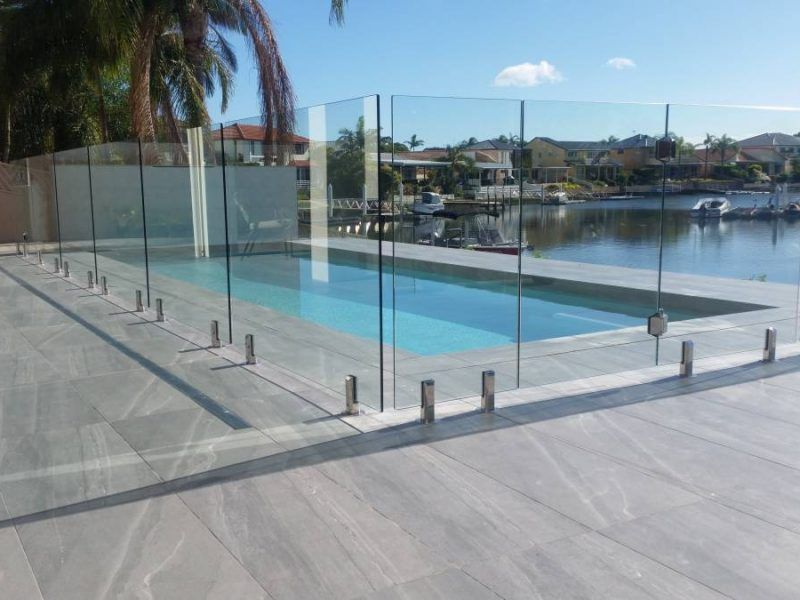 Insular Pool Fencing Glass Pool Fencing Gold Coast Pool Fence Glass Pool Fencing Pool
