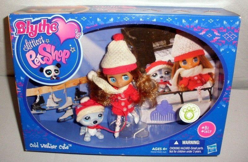 Blythe Littlest Pet Shop Cold Weather Cute NEW #Dolls
