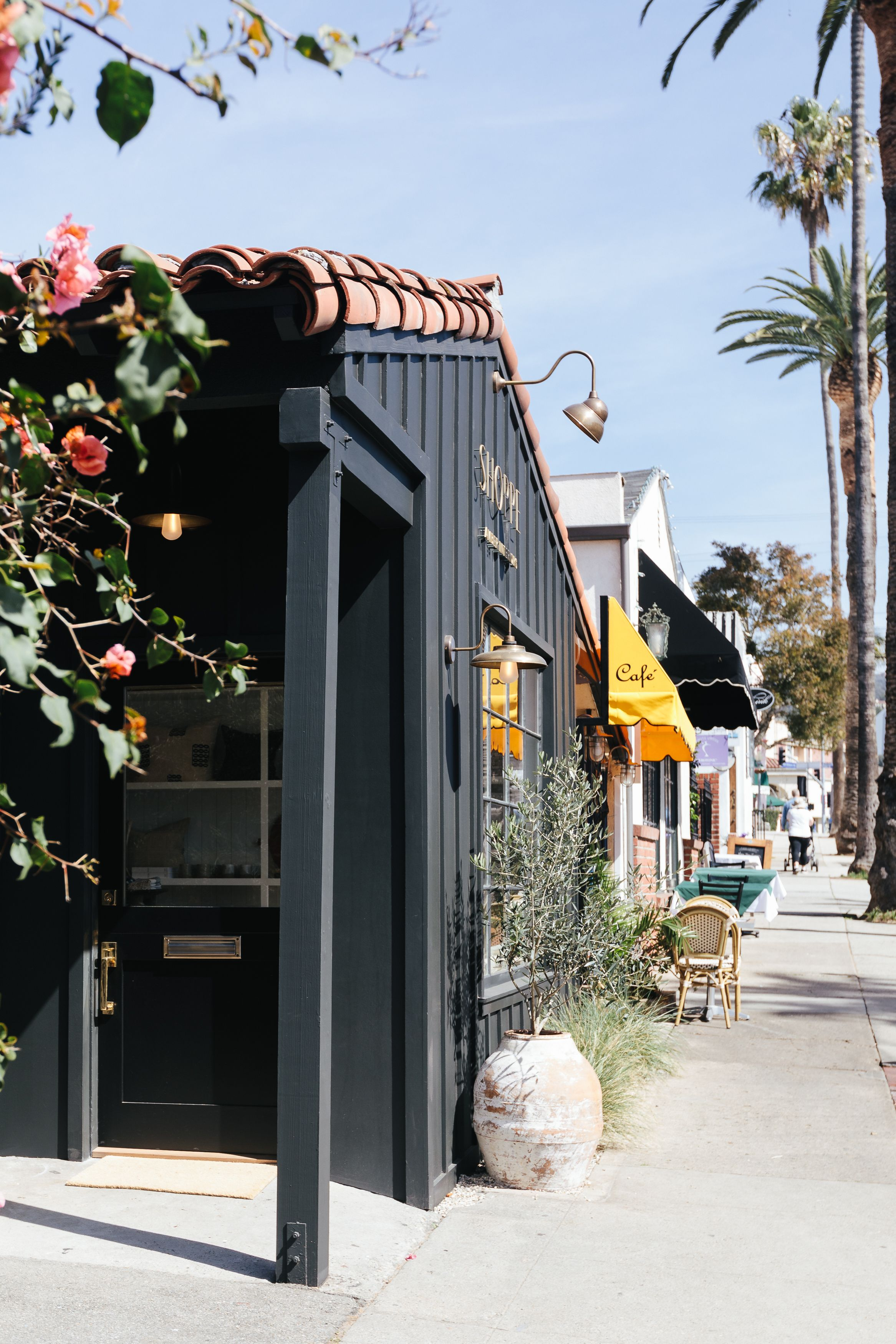 Before After Shoppe Amber Interiors Pacific Palisades Amber