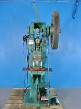 OBI PUNCH PRESS 10 TON? W/ DANLY DIE SET Buyer pays shipping