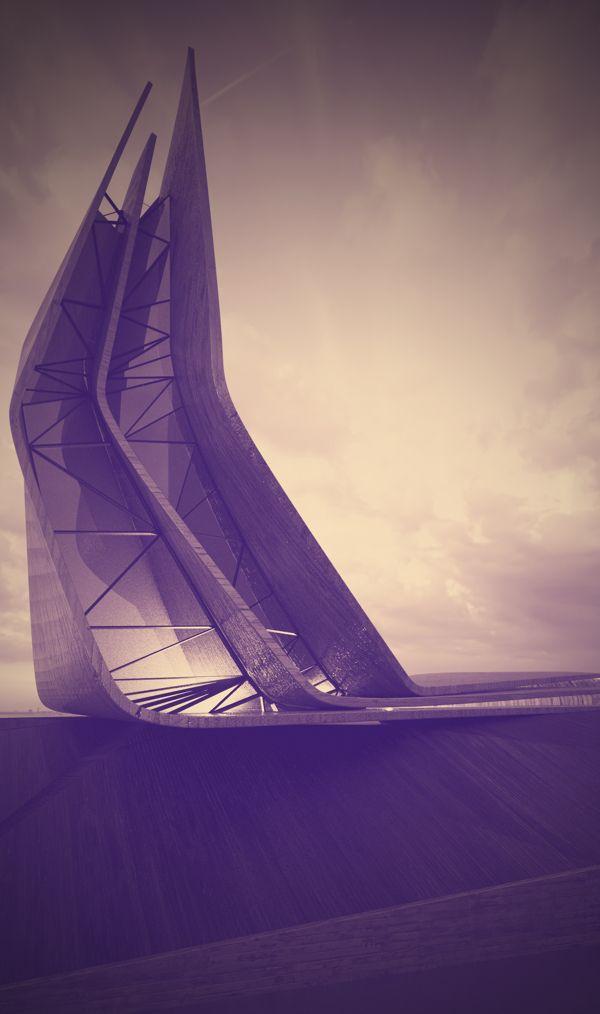 Concept/48 By Roman Vlasov On Behance