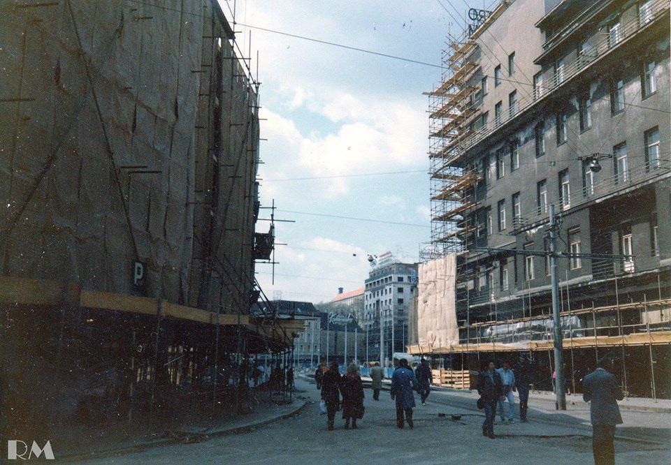 Pin By Zagreb Facts On Stari Zagreb Street View Scenes Zagreb