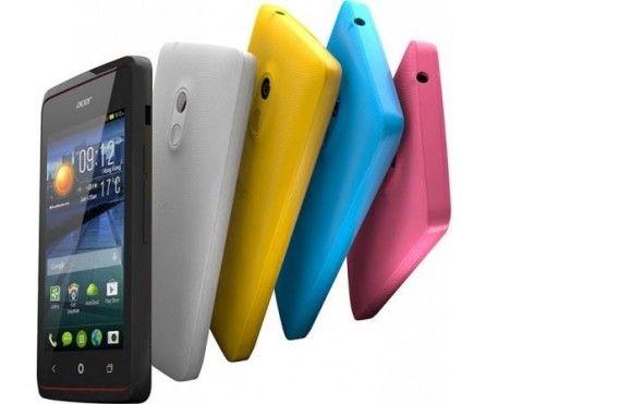 Computex 2014: Liquid Z200 ecco lo Smartphone Low cost di Acer - http://www.keyforweb.it/computex-2014-liquid-z200-ecco-lo-smartphone-low-cost-di-acer/