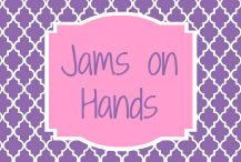 Some of my favorite jams on hands!