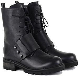 Henry Beguelin women's Combat Boot