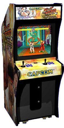 Street Fighter Arcade Fliperama Arcade Fliperama