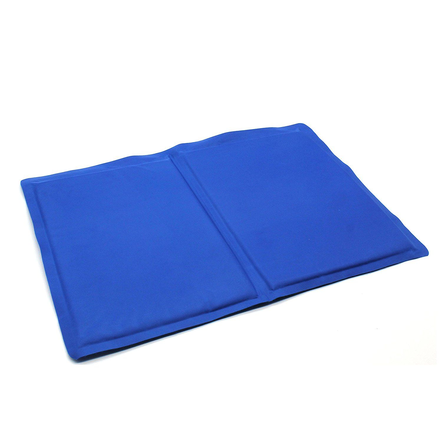 2e You Pet Cooling Mat Self Cooling Pet Pad With Gel For Dogs And Cats Blue Click Image For More Details This Is An Pet Cooling Mat Pet Pads Cool Pets