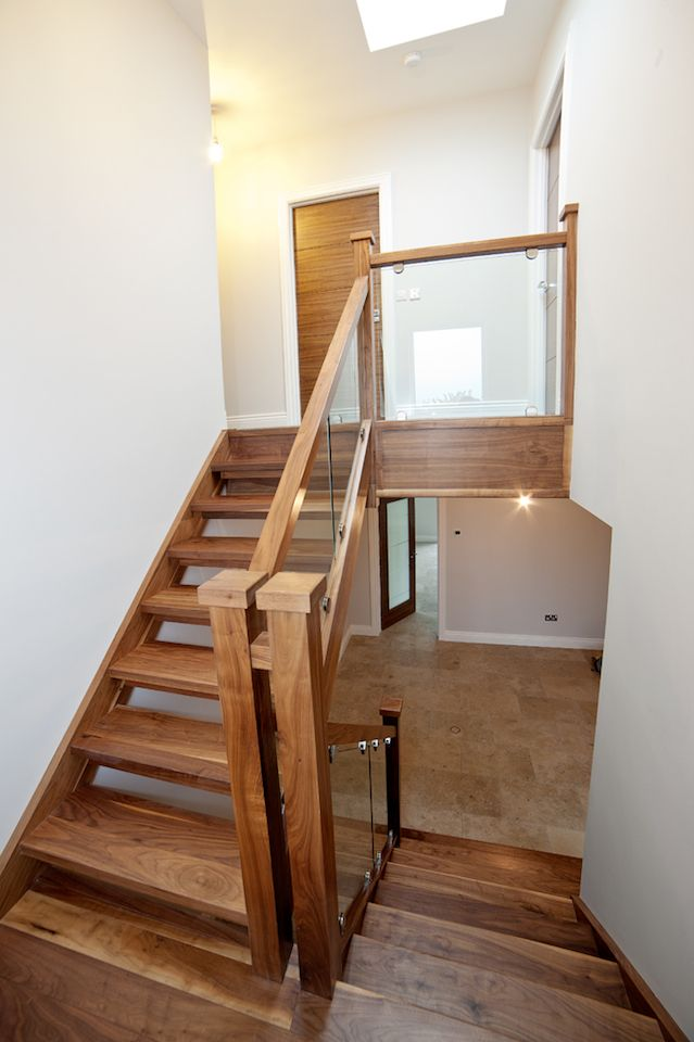 Pin By Tony Allen On Home Stairs Home Types Of Stairs