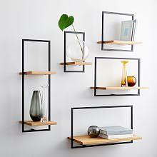 Shelfmate Short Horizontal Wall Shelf