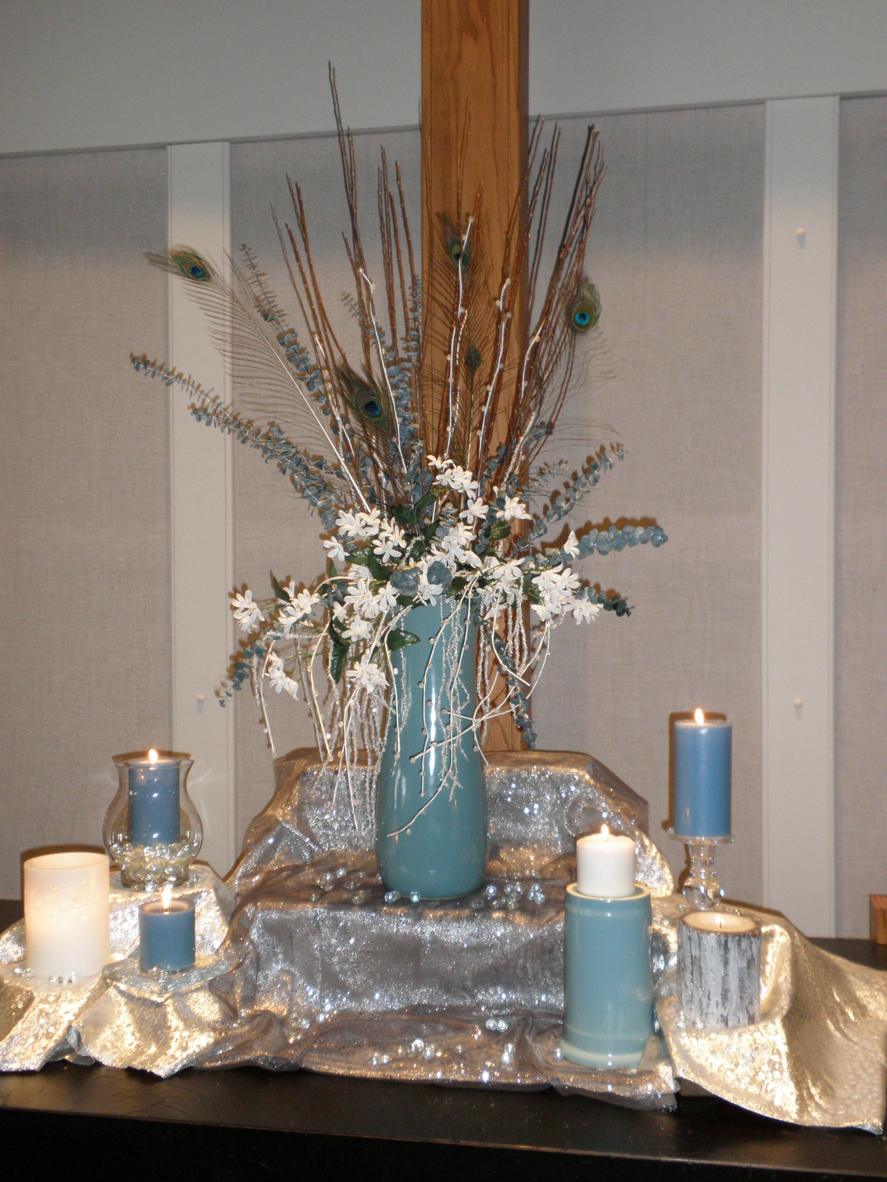 Feb 2010 altar altarscapes more pinterest altars for Altar decoration