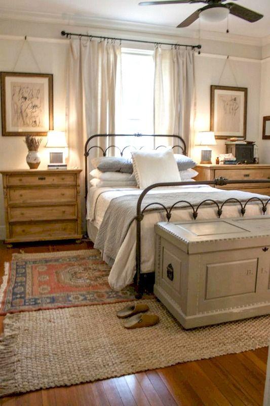 Country Cottage Bedroom Remodel Bedroom Rustic Farmhouse Bedroom Farmhouse Master Bedroom