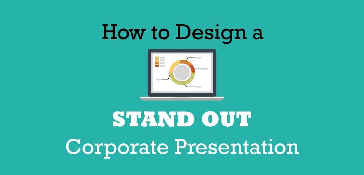 Best Corporate Presentation Design Images On