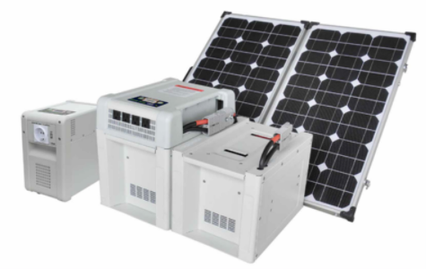 Nature Power 1800w Solar Power Kit Includes A 40 Watt Solar Panel And Is A Perfect Back Up Power Kit To Use In Solar Power Diy Solar Panels Best Solar Panels