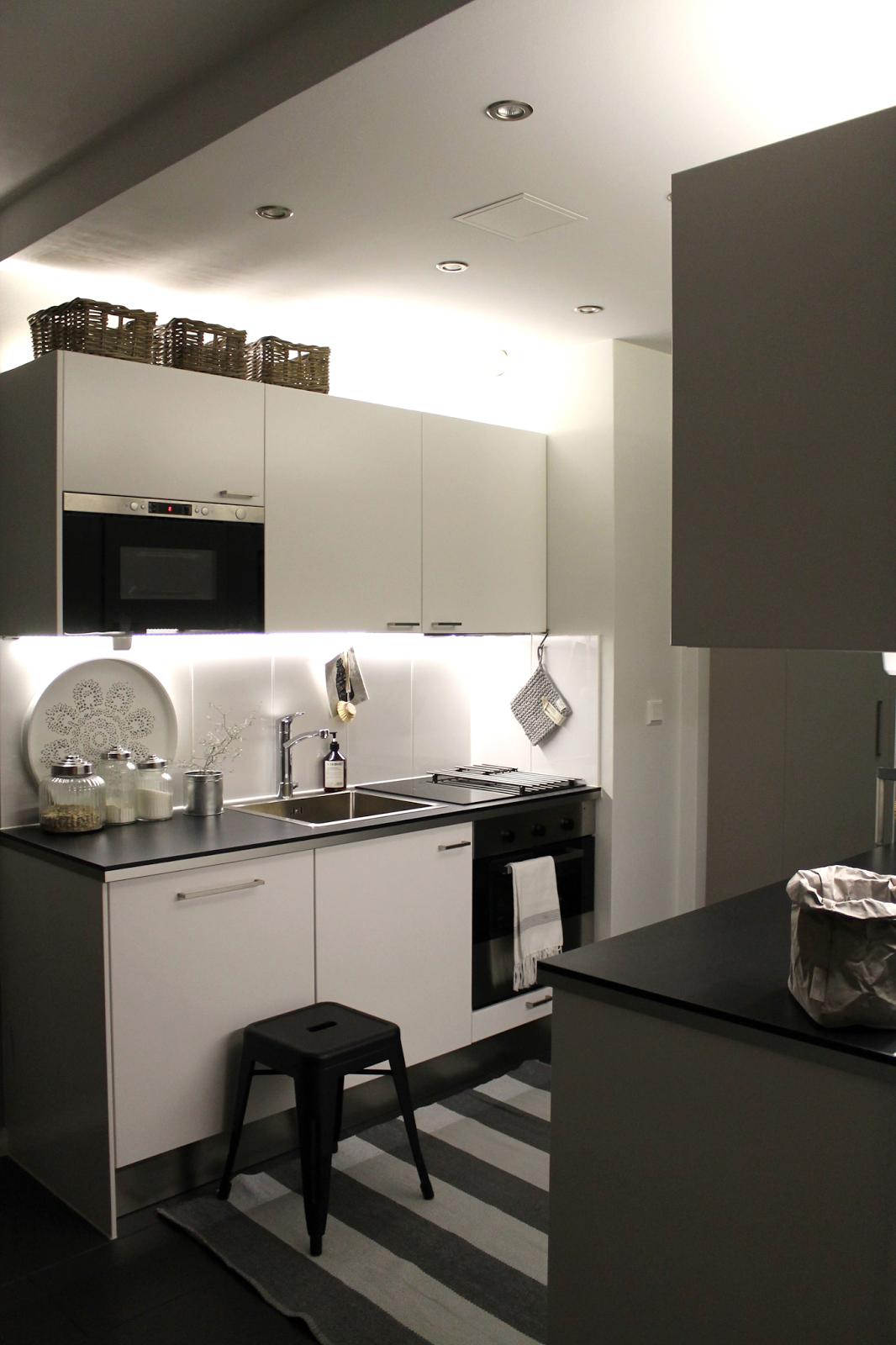 Ikea Led Lights In Kitchen