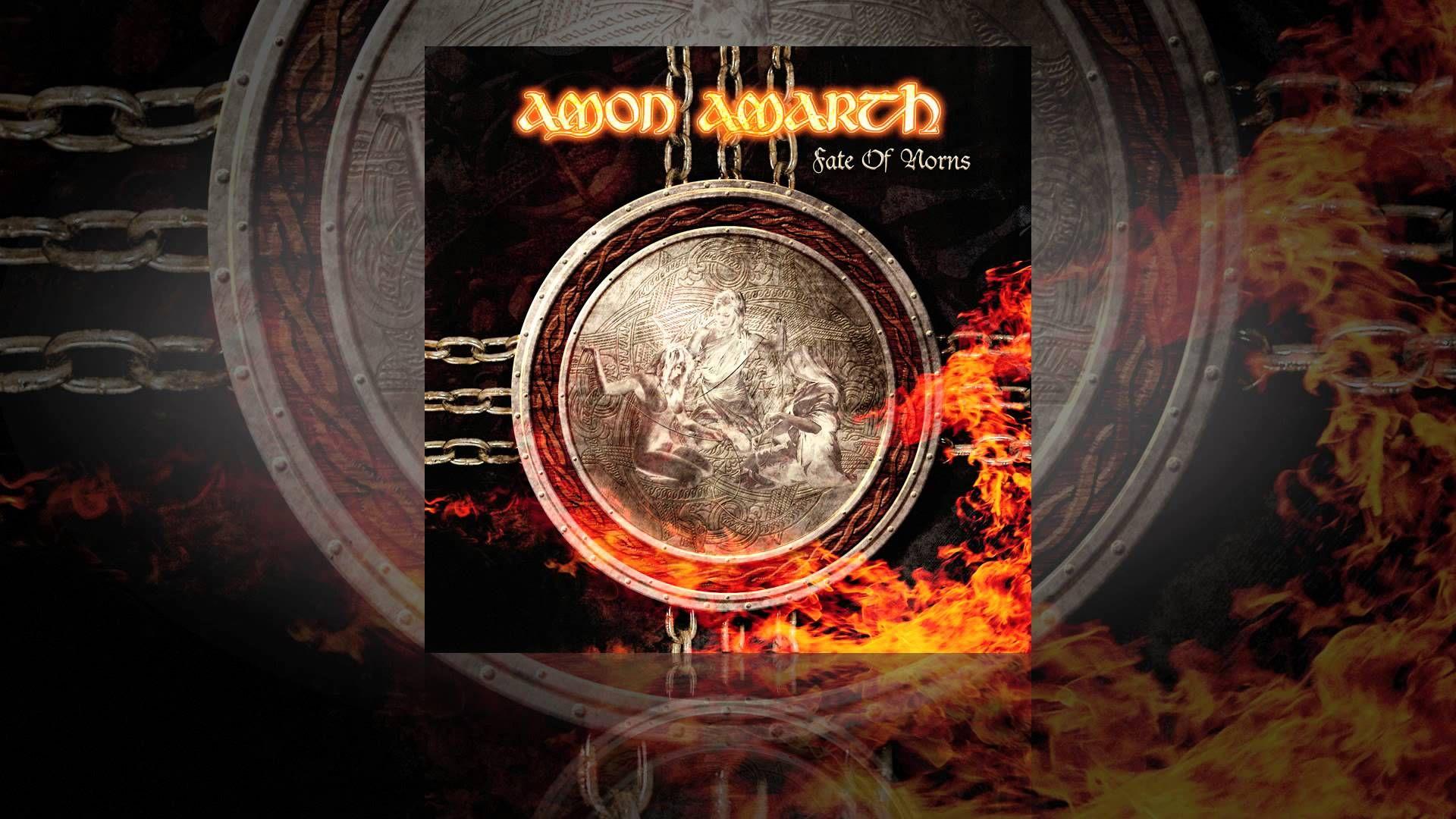 "Amon Amarth ""The Pursuit of Vikings"""