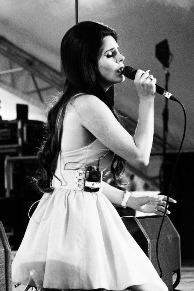 Lana Del Rey at the Music Midtown Festival 2014 in Atlanta