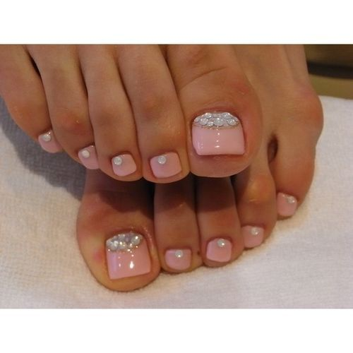 Toe nail designs do it yourself chic toe nail art ideas for summer toe nail designs do it yourself chic toe nail art ideas for summer via polyvore solutioingenieria Image collections