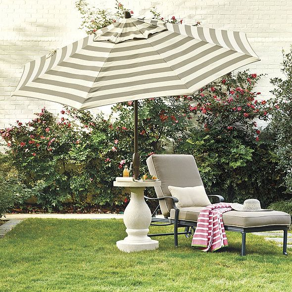 Baluster Umbrella Stand Patio Pinterest Outdoor Chairs Chair