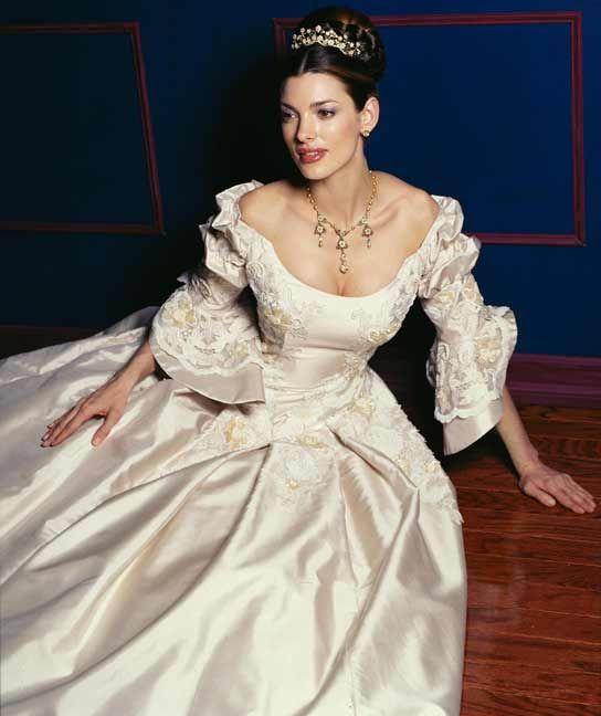 Pucci Wedding Dresses 1985