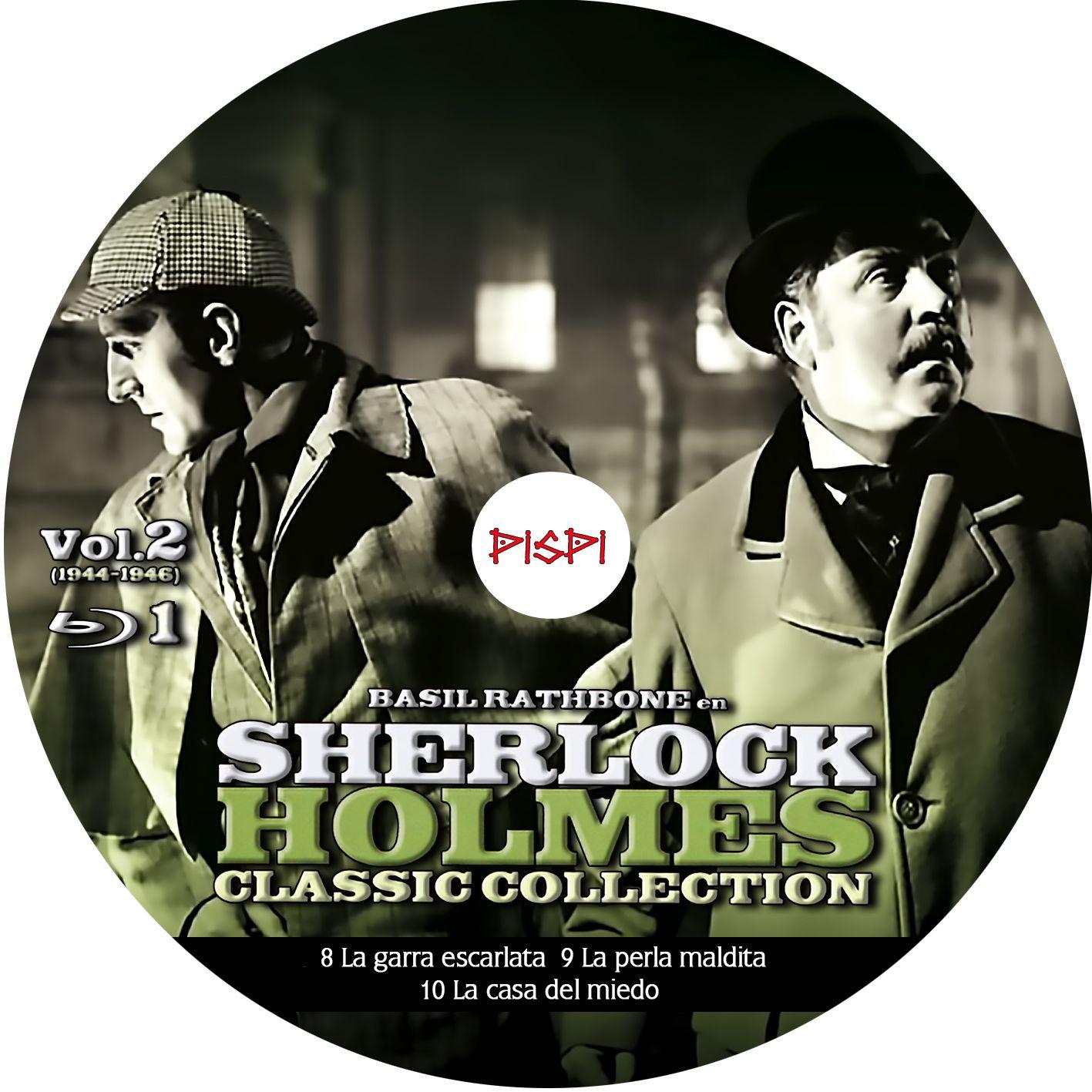 Basil Rathbone En Sherlock Holmes Colección Clásica Vol2 1942 1946 Bd1 Sherlock Holmes Sherlock Funny Jokes