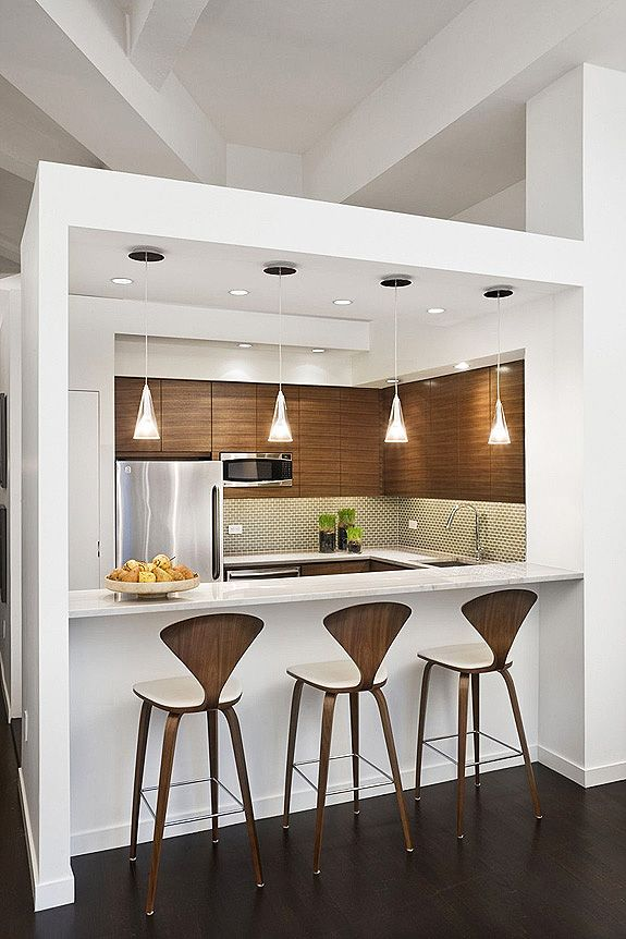 Small Open Kitchen Design Ideas Layout And Styling Is Cute