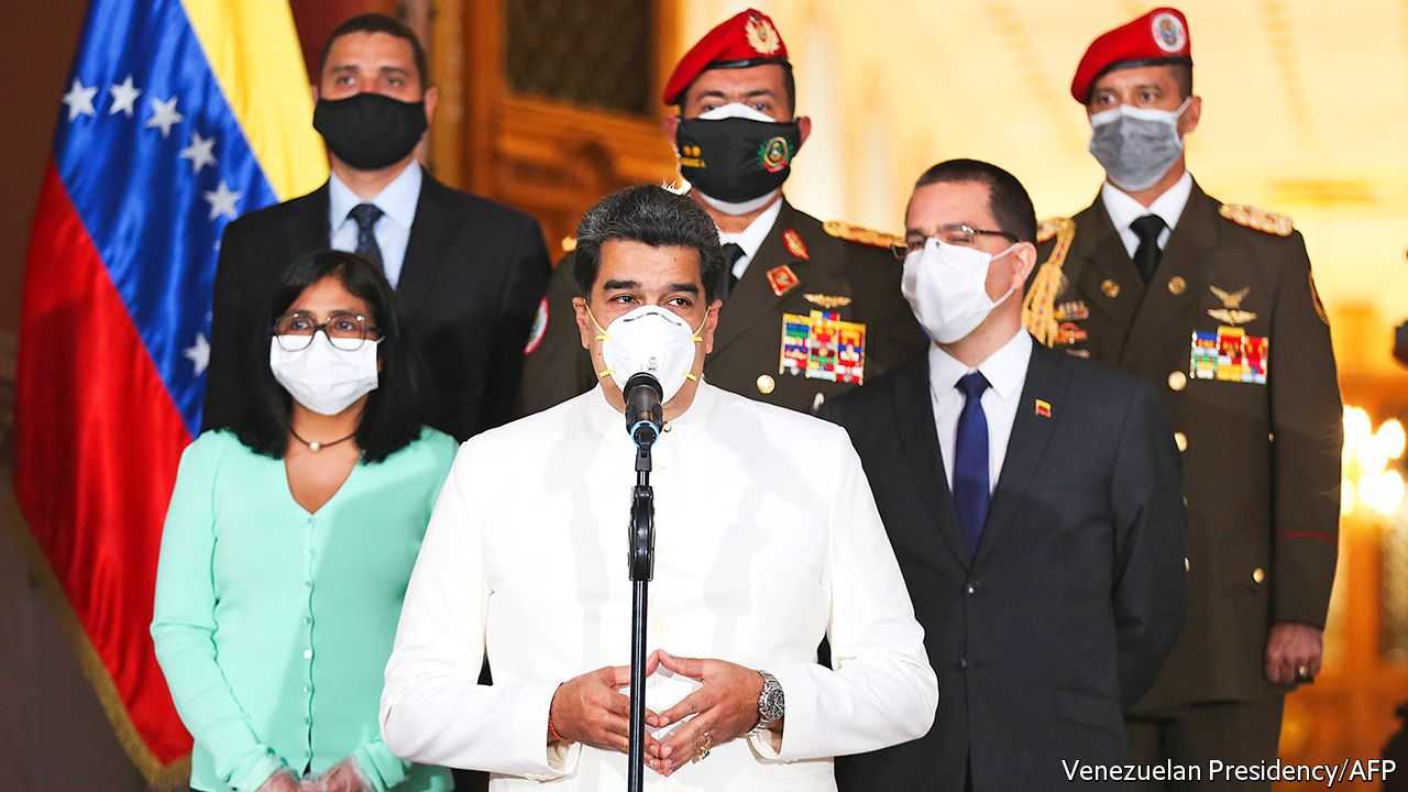 Maduro rap The unintended consequences of indicting