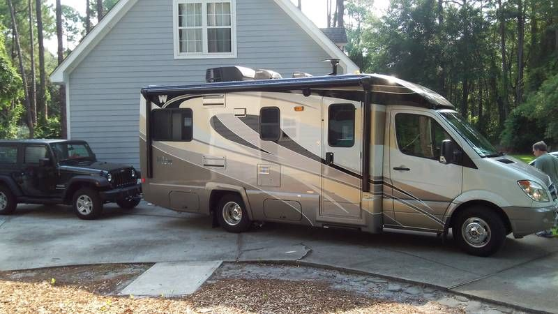 2003 Forest River Sunseeker Le 2900 For Sale By Owner Delaware