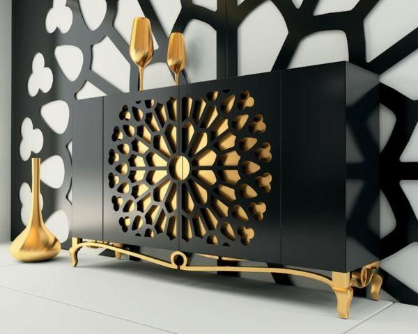 Le bahut de salle à manger - styles différents - Archzine.fr ...