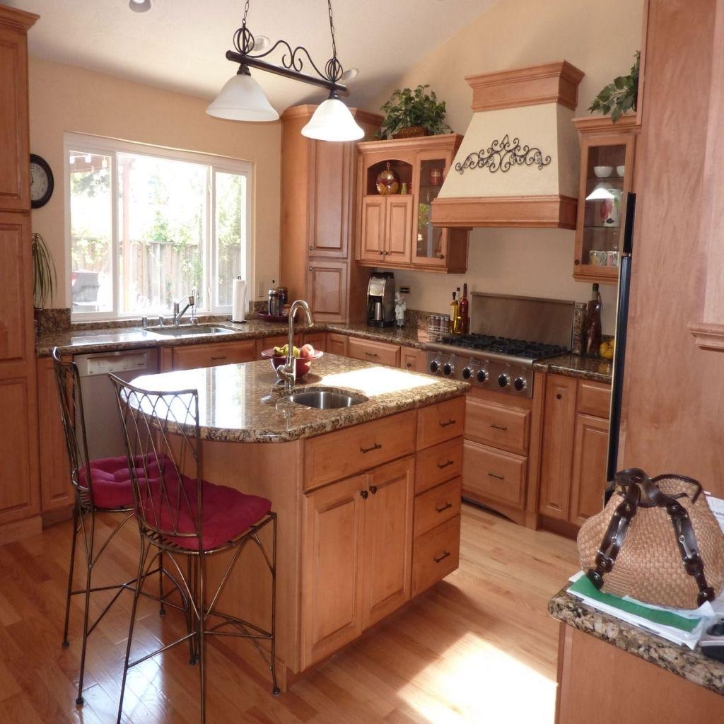 Kitchen Island With Bay Window Ideas Kitchen Design