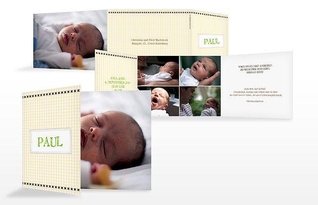 Geburtskarte Bettdecke Geburtskarten Bettdecke Karten