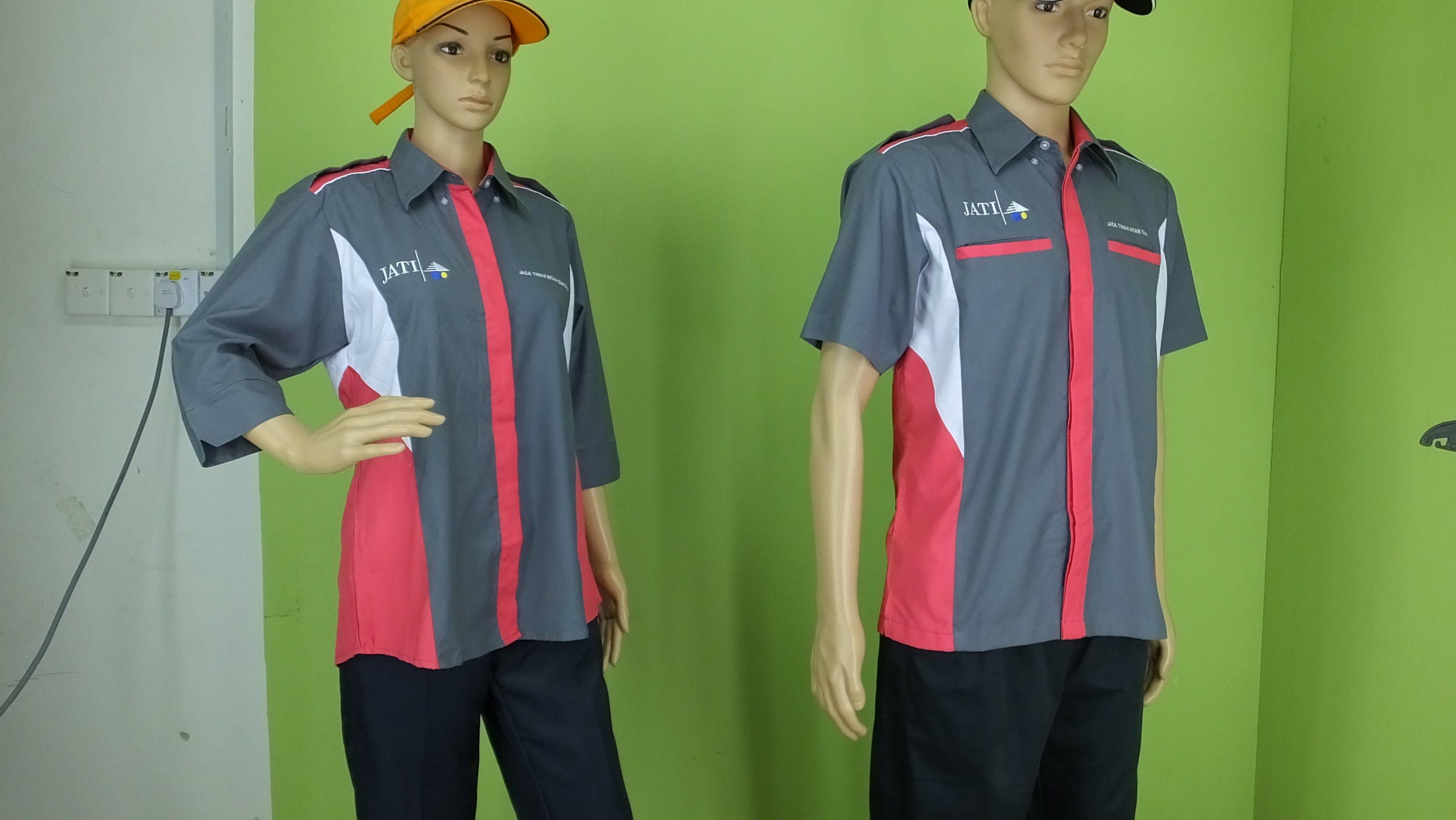 Baju Team Malaysia 60103425700 Corporate Shirts Corporate Uniforms Customised Uniform