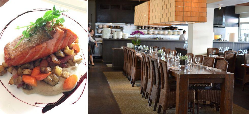 El Dorado Hotel Kitchen On The Sonoma Square Ca