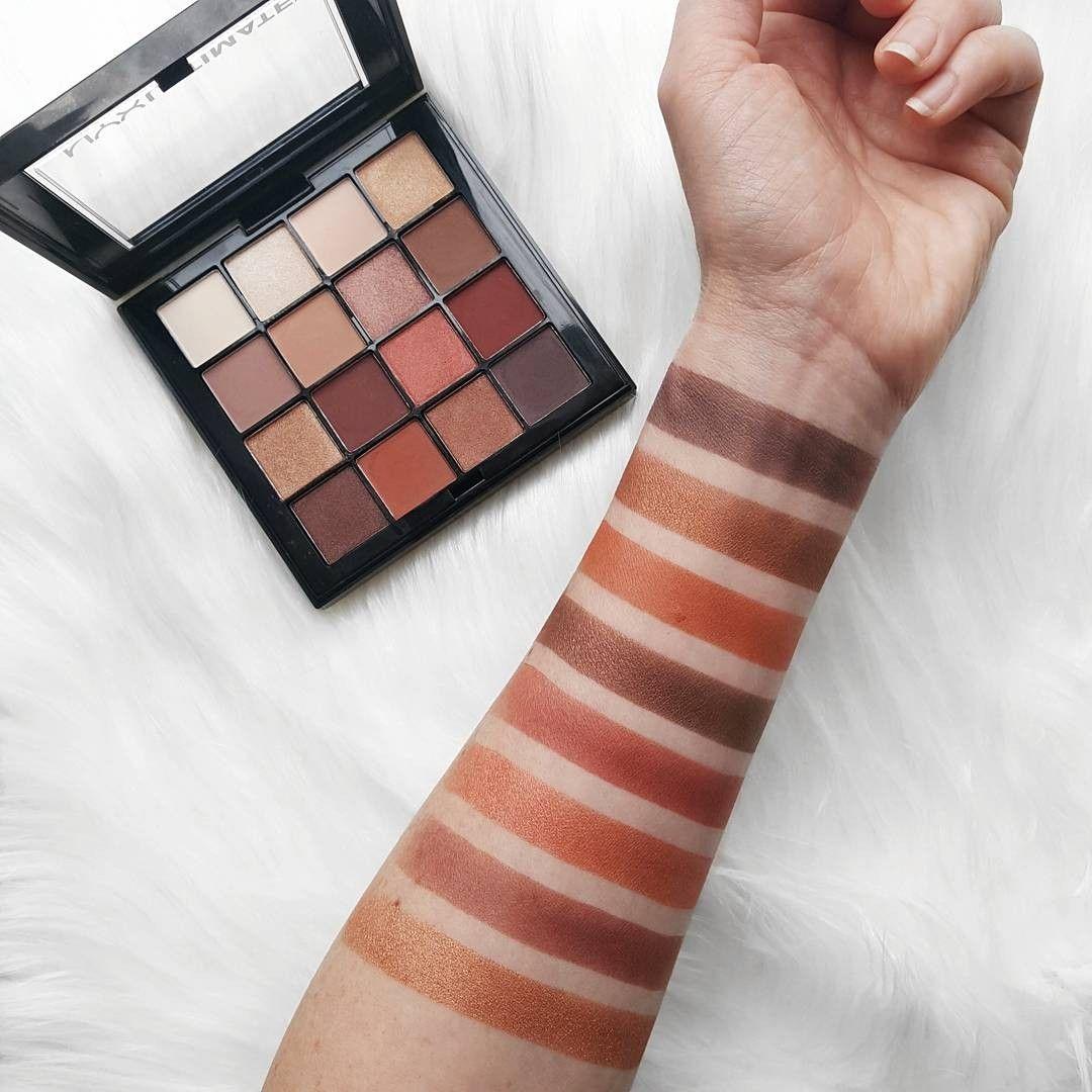 「nyx professional makeup ultimate shadow palette - warm neutrals」的圖片搜尋結果