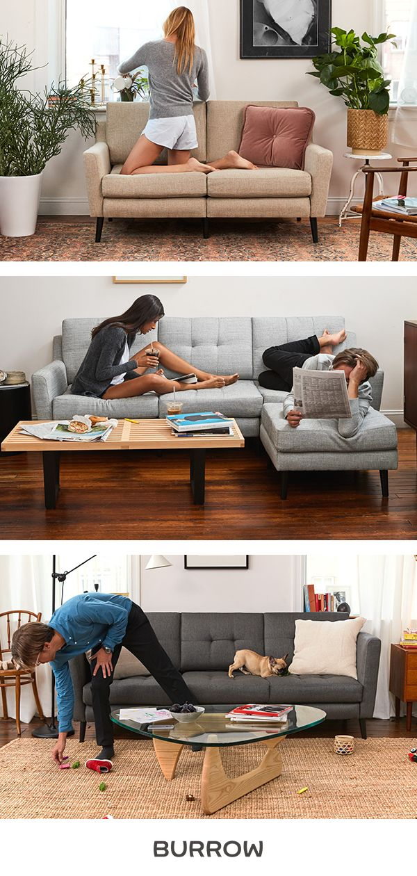 The Luxury Couch for Real Life in 2018 Furniture Pinterest