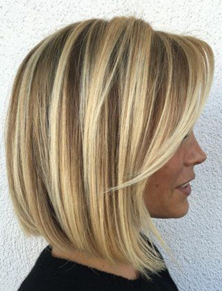 40 Chic Angled Bob Haircuts | Fine hair, Haircut styles and Bobs