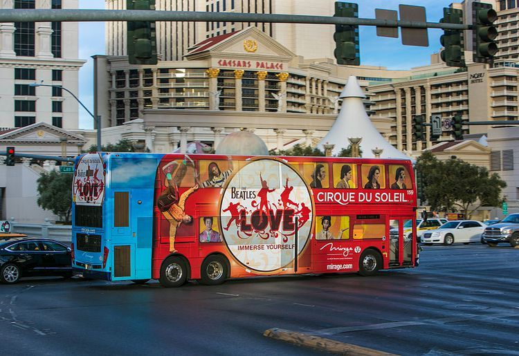 Transportation Options to and From McCarran Las Vegas