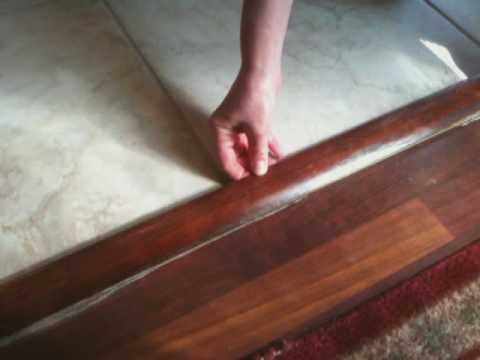 Pin On For The Home, Transition Strips For Laminate Flooring To Tile