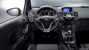 2017 Ford Fiesta St200 With Images Ford Fiesta Ford Ford