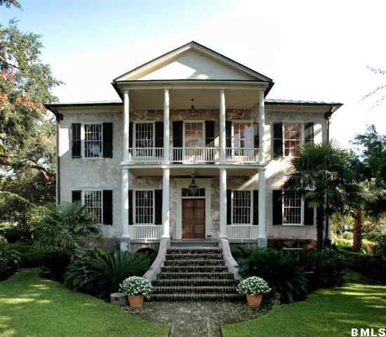 Barnwell gough house beaufort sc for Beaufort sc architects