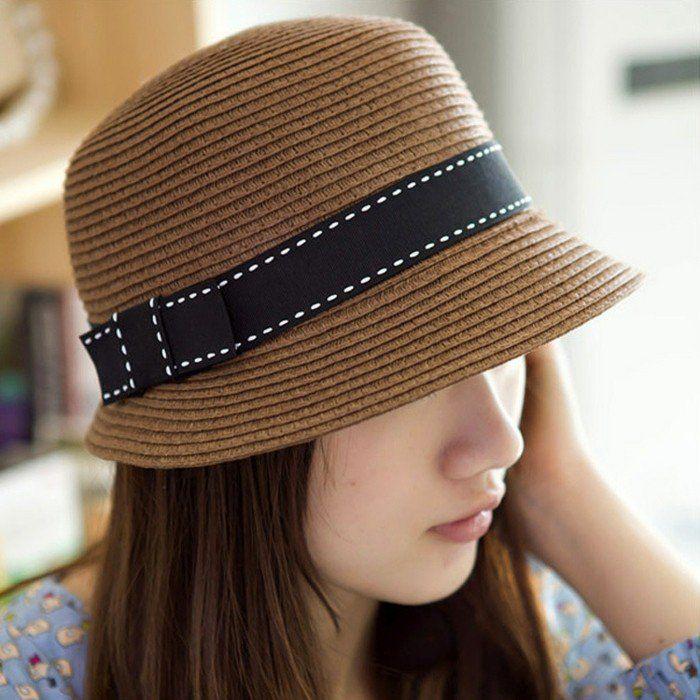 606e6725f2031 Chapeau femme été qui souligne votre magnétisme et votre charme ...