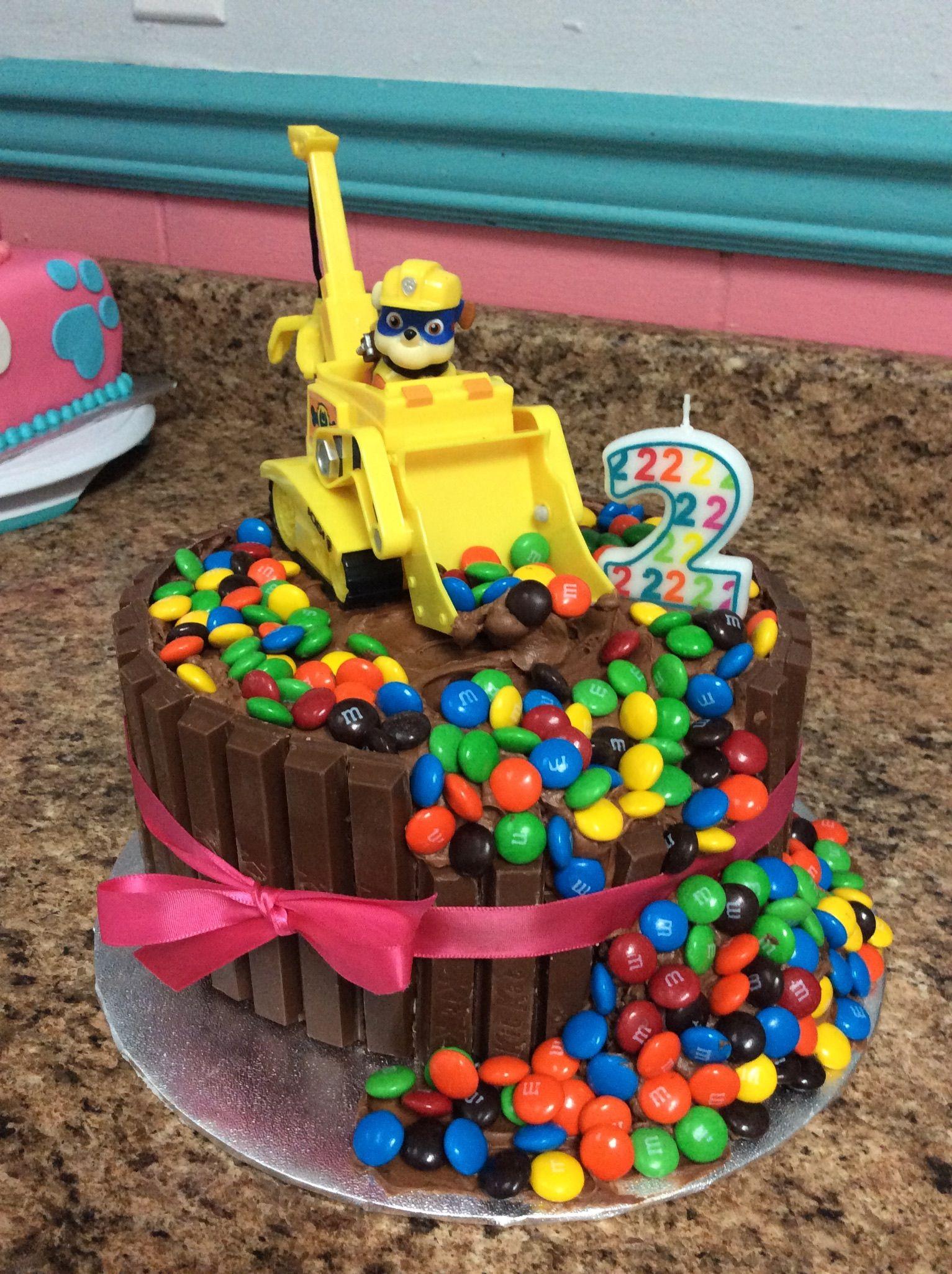 Kit Kat Paw Patrol Cakd Birthday Paw Patrol Cake